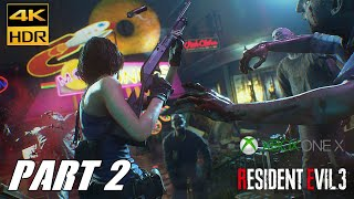 #residentevil3remake #rs3remake #xboxonex ►► select 2160p hd for best quality ◄◄ to view this video in hdr you need a 4k tv, such as the samsung ue49ks80...