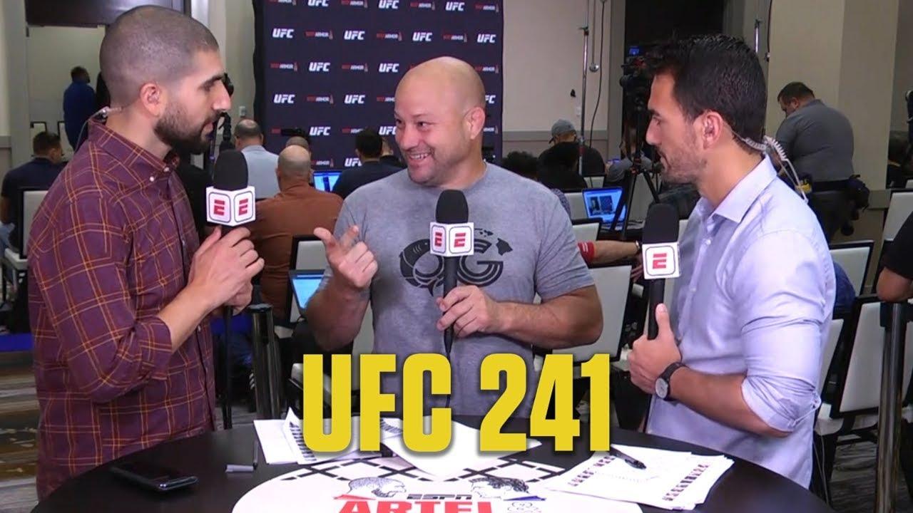 UFC 241 live updates: Daniel Cormier vs. Stipe Miocic