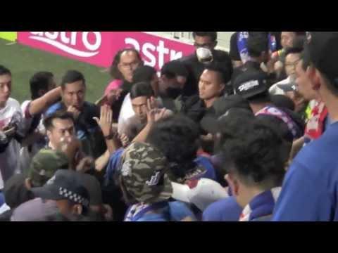 B.O.S Insiden Stadium Jalan Besar PART 2