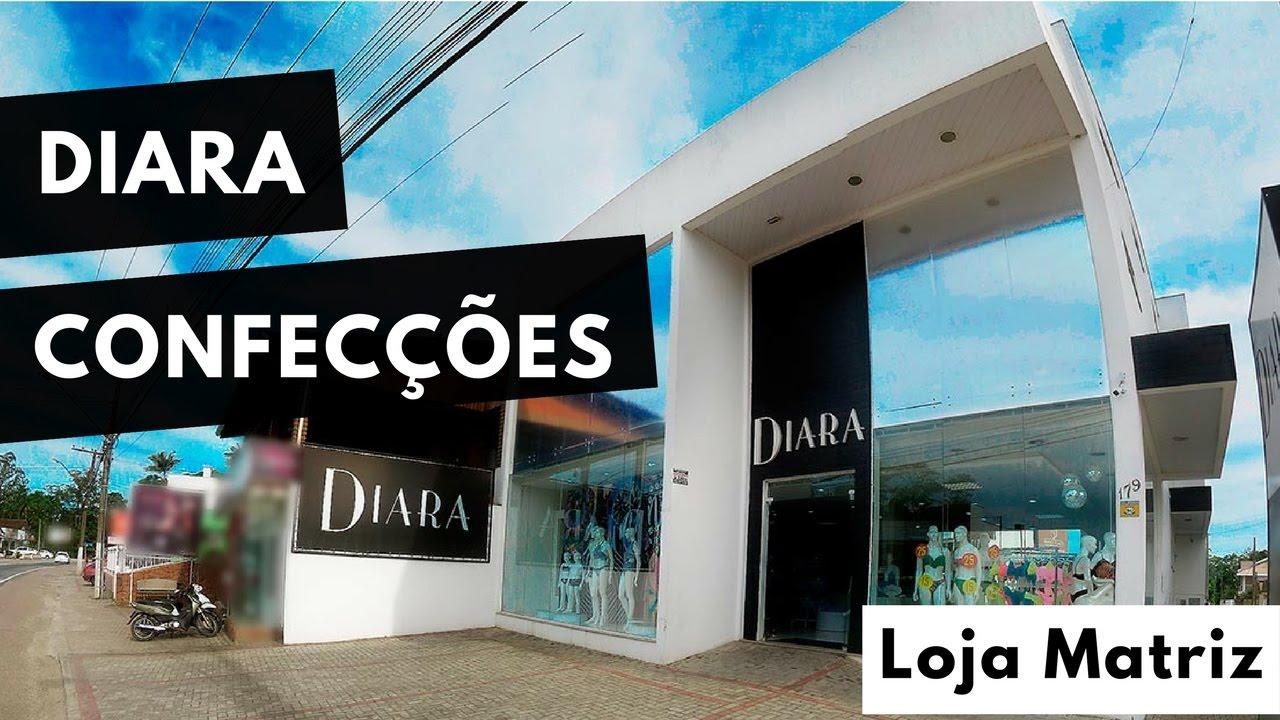 fdf54e98e7bc Diara Moda Íntima e Praia Store | Ilhota - Brazil | 2016-dec