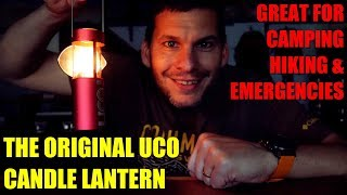 UCO Original Candle Lantern: Is This the BEST Emergency/Camping Lantern?
