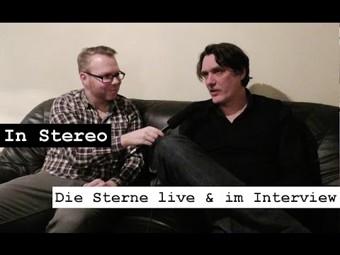 In Stereo: Die Sterne live & im Interview