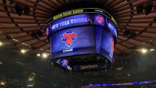 New York Knicks 2018-2019 Intro (vs. Miami Heat)