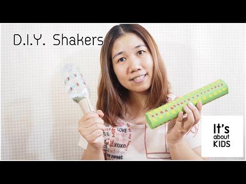 แม่นกพาทำ : พาทำ D.I.Y. Shaker เครื่องดนตรีเขย่า