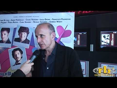 GIUSEPPE CEDERNA - intervista (Maschi contro Femmine) - WWW.RBCASTING.COM