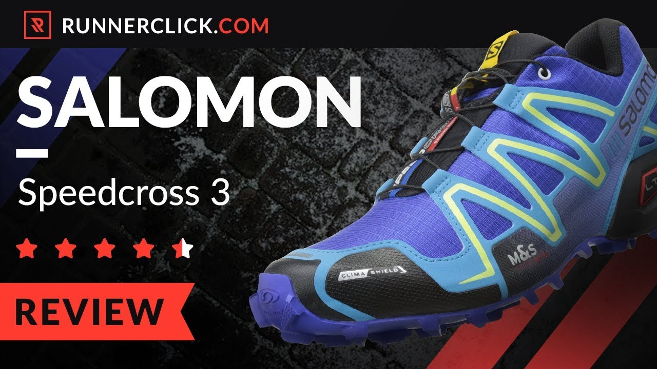 salomon speedcross 3 test opiniones 2017