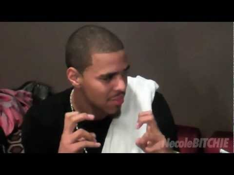 J. Cole X Necole Bitchie Interview: Talks Missy Elliot Collab & Refusal To Sell Out