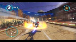 Sonic & All-Stars Racing Transformed: All-Star Moves