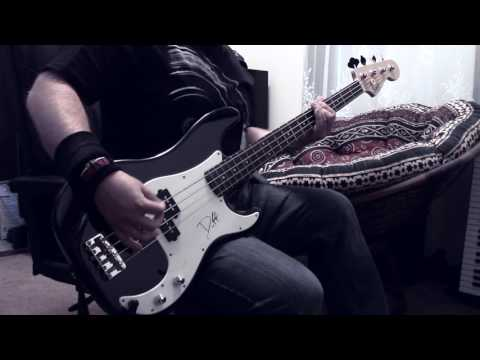 Insomnium - the Promethean Song (bass cover)