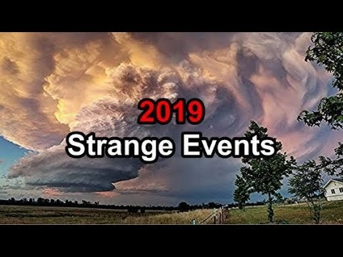 Something strange is happening around the world in June 2019