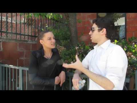 Michael Matteo Rossi and Eve Mauro discuss the film Misogynist