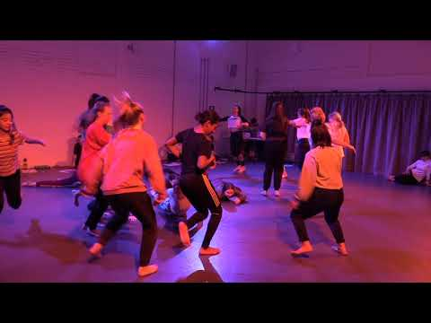 AUB Dance End of Term JAM 28-03-19
