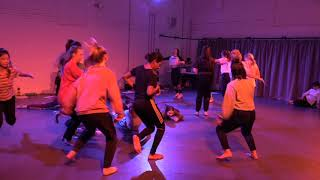 AUB Dance End of Term Jam 28th March 2019