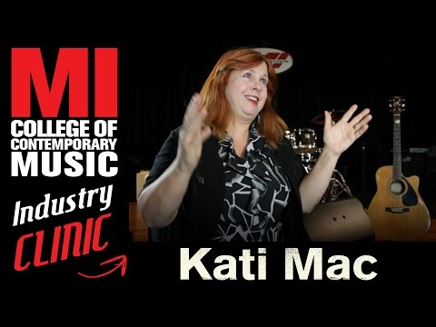 Kati Mac Singer Songwriter