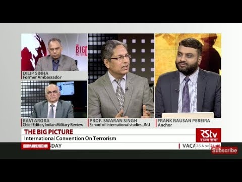 The Big Picture - International Convention on Terrorism