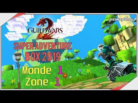 Super Adventure Box 2019 - Monde 1 Zone 1 (Guild Wars 2) thumbnail