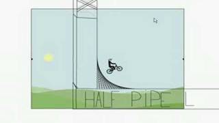 free rider 2 half pipe with code