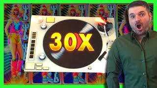 A WIN NEVER BEFORE SEEN ON YOUTUBE! THE VERY RARE 30X Multiplier Delivers A MASSIVE WIN! SDGuy1234