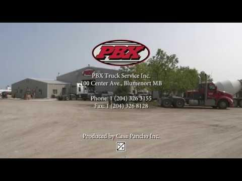 PBX Truck Service Inc.