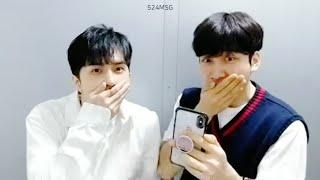 200524 VIXX 8주년 라이브 - 코코형제&에녕 통화 자막ver.