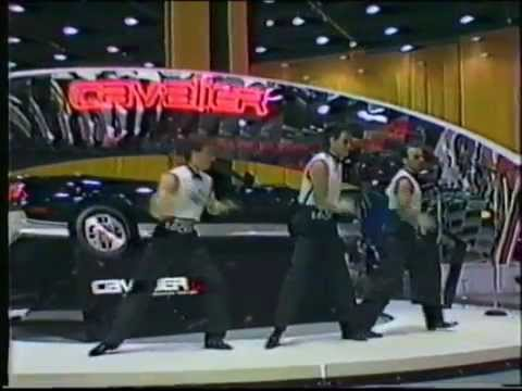 Chevy Footlockers At The Chicago Auto Show YouTube - Chicago car show