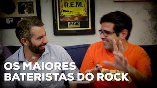 Baixar Os maiores bateristas do rock | Conversa de Botequim | Alta Fidelidade
