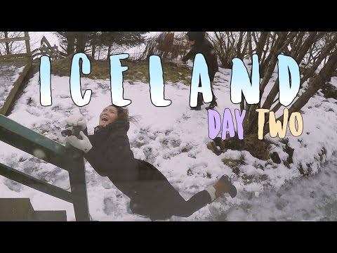 ICELAND | DAY 2 - Trapped by 40mph Winds