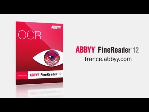 ABBYY FineReader 12 - Reconnaissance Optique De Caractères