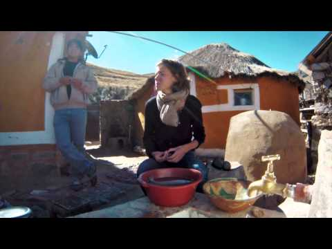VERY FOOD TRIP IN PERU  - webserie #1