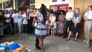 Танец. Ангола.