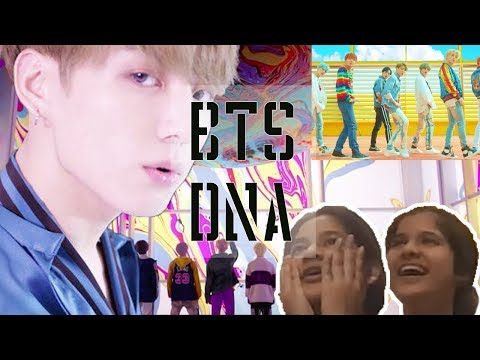 FUNNY REACTION TO BTS (방탄소년단) 'DNA' Official MV