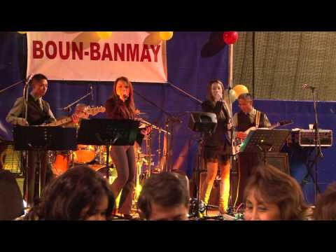 Boun Banmay (ເພງລາວ) - ລຳວົງ ແລະ Madison - NOUM LAO