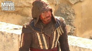 Assassin's Creed | Find out how the upcoming video game action movie was made