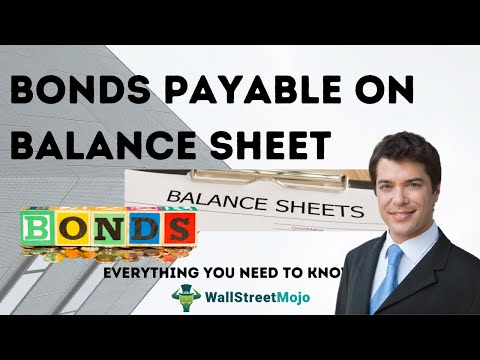 bonds payable definition