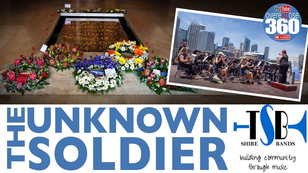The Shire Band - Anzac Day 2018 - The Unknown Soldier