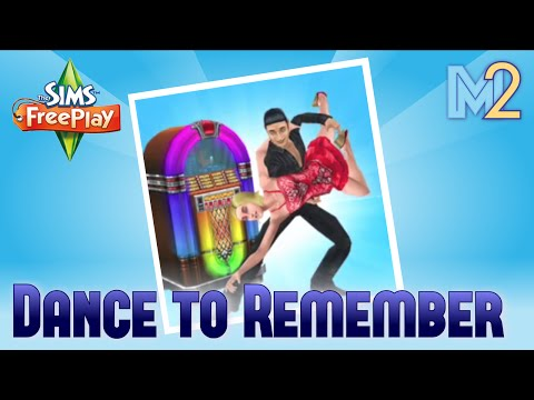 Sims FreePlay - Dance to Remember Quest + Hobbies (Tutorial and Walkthrough)