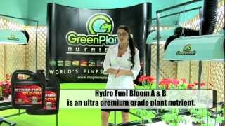 Hydro Fuel Bloom A&B - A Green Planet Nutrients Product Overview