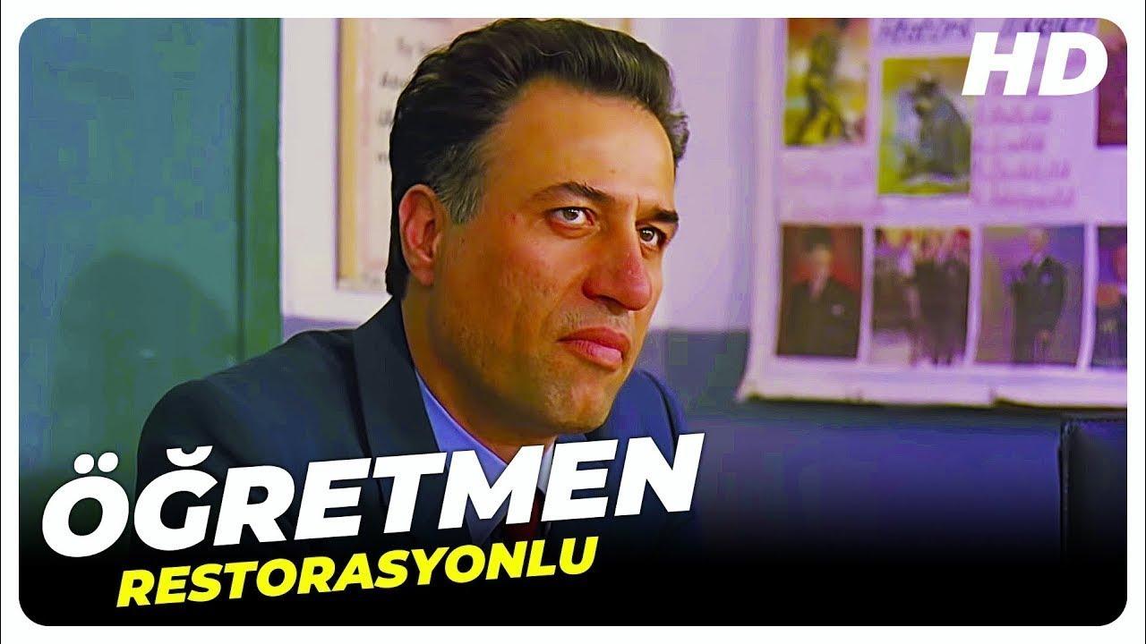 Öğretmen | Kemal Sunal Eski Türk Filmi Tek Parça (Restorasyonlu)
