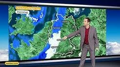 Wie wird das Wetter? Die aktuelle wetter.com 3-Tages Vorhersage (09.01.2017)