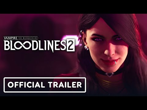 Vampire The Masquerade: Bloodlines 2 – Official Next-Gen Trailer | Inside Xbox