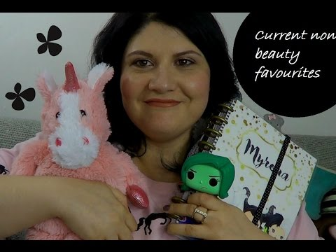 Current non beauty favourites Feb 2017 (Eng) |Smugnificent