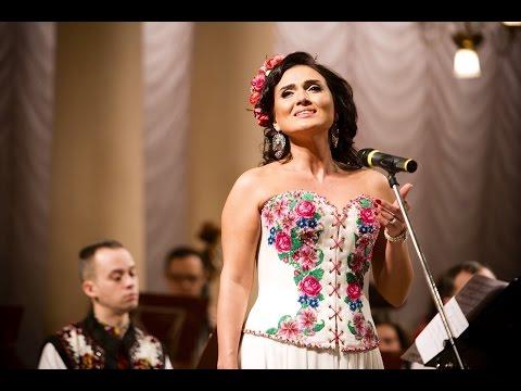 "Chubareva Olga ( Lady Opera) Ukraine  Концерт  ""Єднаймося!"" 2016"