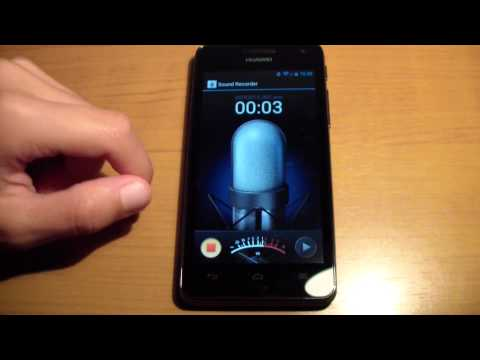 Huawei Ascend G615 - Video Review Part 1