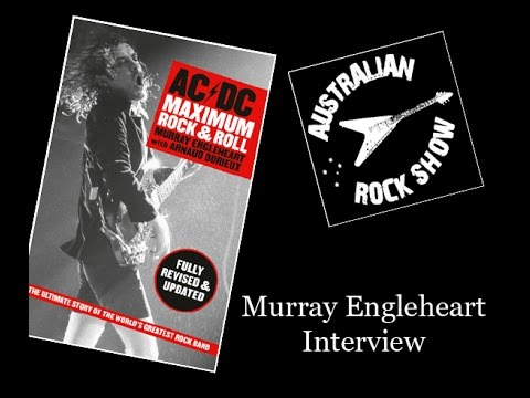 Interview with AC/DC author Murray Engleheart - Maximum Rock n Roll