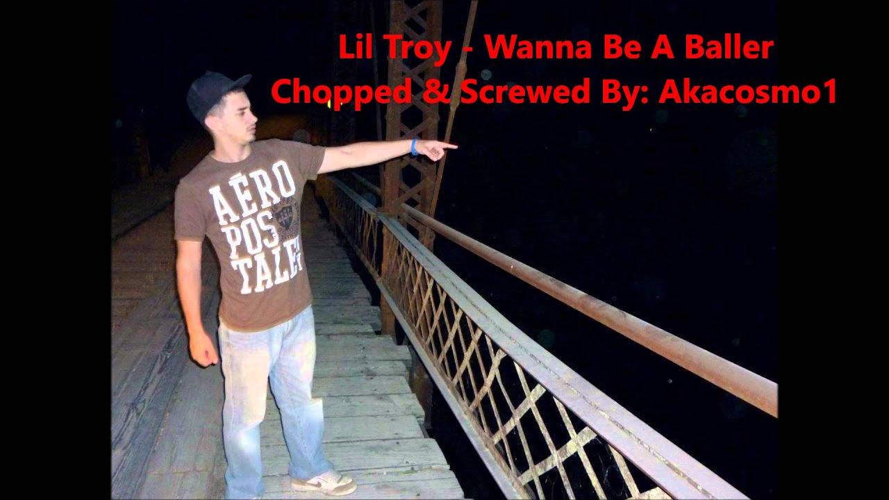 lil troy wanna be a baller torrent
