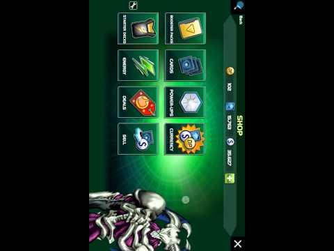 Cheat yu gi oh bam pocket gold coin energy & card