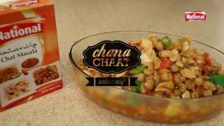 Made Easy - Chana Chaat
