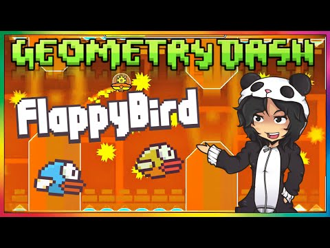 Geometry Dash – Flappy Bird