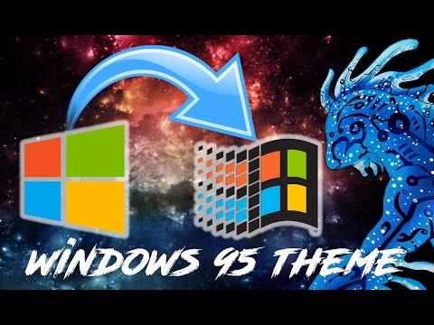 Windows 95,98,2000,ME,XP Themes for Windows 10