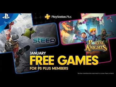 Psn Plus Juegos Gratis Enero 2019 Loquendo Youtube